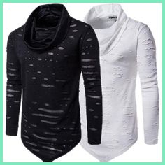 Brand NEW High Quality 2017 Autumn Winter Men Muscle Long Sleeve Soild Cotton T Shirt Casual Tops Shirts Social Plus Size Blusas