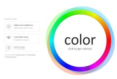 Lær om farver og test din viden