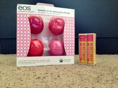 Enter to win a set of all natural lip care products from Krxssy!