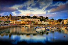One of my faves, Torquay, Devon, England