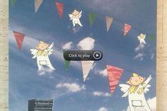 Los carteles del concurso 2012