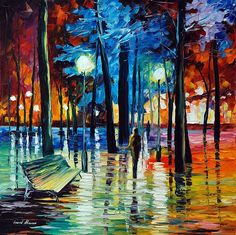 Please subscribe and get any painting - $99 http://joinraffle.afremov.club/any_oil_painting_for_99.html