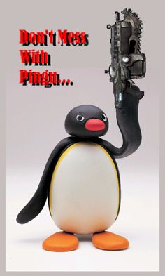 Pingu Memes, Life Support System, Dankest Memes, Funny Memes, Cheer Me Up, 100 Followers, Childhood Memories, Penguins, Humor