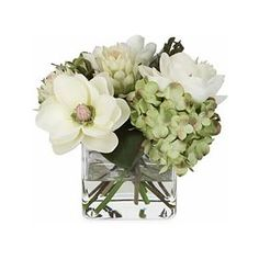 Its all about you flower bouquet by edelweiss flower boutique magnolia flowers maybe do some silk flowers mixed in with real flowers mightylinksfo