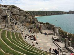 Minack during the day