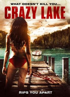 Crazy Lake -- For more information, visit image link. (This is an affiliate link) 18 Movies, Best Horror Movies, Horror Show, Scary Movies, Movies Online, Movie Tv, Movie Titles, Halloween Movies, Movie List