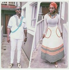 54+ best Xhosa traditional wedding outfit - Fashion 2D African Print Skirt, African Print Dresses, African Wear, African Attire, African Women, African Dress, South African Traditional Dresses, Traditional Skirts, Traditional Outfits