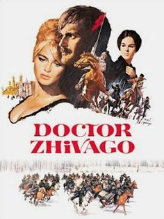 Dr Zhivago...yes, I've watched this movie many times, still wishing the end was different :(  Such a classic♥