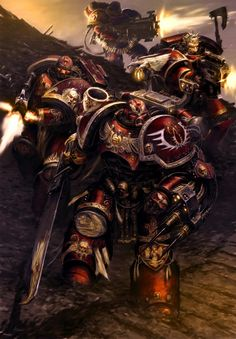 Warhammer 40k Blood Angels