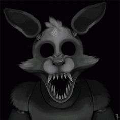 Foxy's not that creepy.. hes my favorite