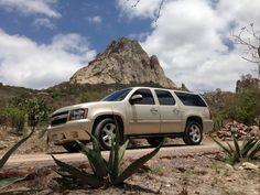 Correa Tours recorriendo los mejores lugares de México.