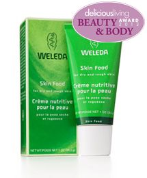 Weleda- skin food. Super rich moisturizing lotion! ($11.50)