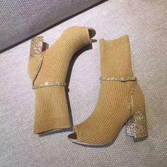 Goldie   Socks bootie