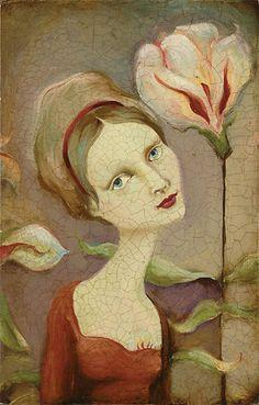 Adah, by Cassandra Barney