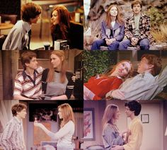Donna and Eric from That 70s Show :)