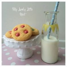 Back To School Bake Off - Recipes - Mumspo Mag Bake Off Recipes, Egg Free Recipes, Baby Food Recipes, Sweet Recipes, Old Fashioned Biscuit Recipe, Pikelet Recipe, Lunch Box Recipes, Lunchbox Ideas, Perfect Chocolate Chip Cookies