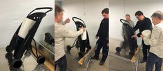 Påhoj: A child bike seat and stroller in one! by Påhoj — Kickstarter