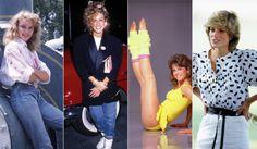 80er Mode: Das war damals In!
