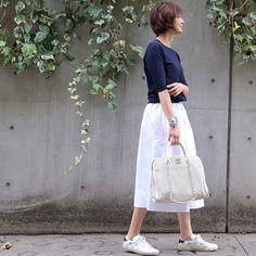 いいね!4,861件、コメント22件 ― TOMIOKA YOSHIKO OFFICIALさん(@yoshikotomioka)のInstagramアカウント: 「#outfit」
