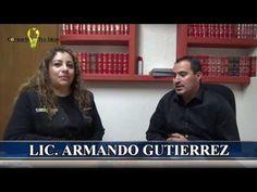 LIC. ARMANDO GUTIERREZ; TEMAS.- POSIBLE REUBICACION DE LA V JURISDICCION...
