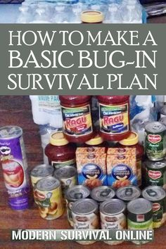 One of the very first things you should do when prepping for disasters is to have an execute a bugging in, or hunkering down plan. #buggingin #survival #SHTF