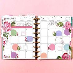 The Happy Planner® ( Happy Planner Kit, Bloom Planner, Work Planner, Passion Planner, Cute Planner, Planner Layout, Goals Planner, Planner Pages, Planner Stickers