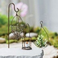 Inexpensive fairy garden accessories ideas (25)