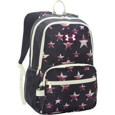 Under Armour Great Escape Backpack ( 45) ❤ liked on Polyvore featuring  bags b7050adf084fb