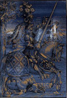 renaissance-art:  Lucas Cranach the Elder c. 1505-1510 Saint George and the Dragon