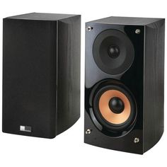 """5.25"""", 2-Way Supernova Series Speakers with Lacquer Baffle - PURE ACOUSTICS - SUPERNOVA-S"""