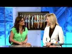 STYLE'N | Naina Singla - fashion stylist and style expert - Blog - On Air- NBC4 Segment with Huffington Post Editor-In-Chief Arianna Huffington
