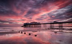 Cromer Pier, Norwich, England
