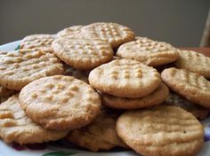 Impossible Peanut Butter Cookies Recipe
