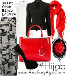Hashtag Hijab Outfit #283