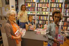 Koefnoen Presenteert...Toyboy! Daarin schrijft toyboy Delano Blok (gespeeld door Nils Verkooijen) een boek over zijn avonturen met de commissaris van de Koning.