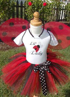 #ladybug #tutu #dress #cut #costume