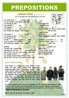 A useful worksheet to learn basic vocabulary and structures related to asking/giving directions - ESL worksheets