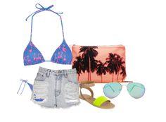 We love summer. Glamourama blog  http://carolinatarte.blogspot.com