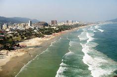 Praia Enseada - Guarujá