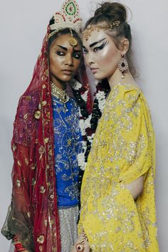 Bollywood to Brewer Street Ashish SS17