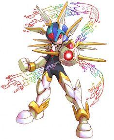 Megaman Zero - Copy X