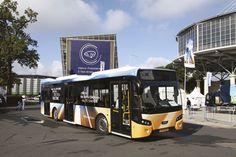 VDL Citea SLF 120 Electric Bus Coach, Commercial Vehicle, Transportation, Germany, Design, Automobile, Deutsch