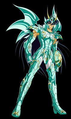 shiryu dragon
