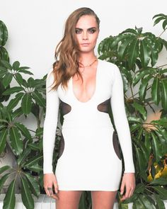 Cara Delevingne at W Magazine celebrates Golden Globe Week 2015 in Los Angeles 01/08/15
