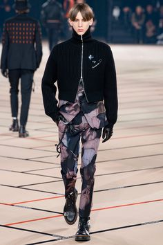 Dior Homme Fall/Winter 2017 - Fucking Young!