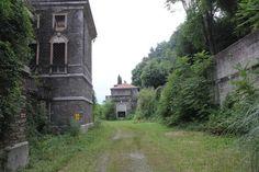 Intra Verbania: Villa mit Baulandgrundstück von 50'000m2 am Lago Maggiore