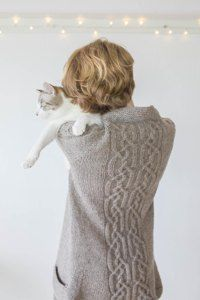 Aroha Knits - You Are Knitworthy Cardigan Knitting Patterns | LoveKnitting