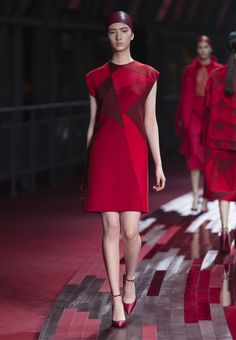 Valentino Women Shanghai Pret a Porter Collection.