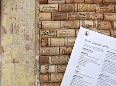 How To: Make a Memo Board from Upcycled wine corks