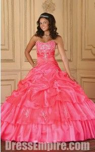 Tiffany 26629 Quinceanera Dress